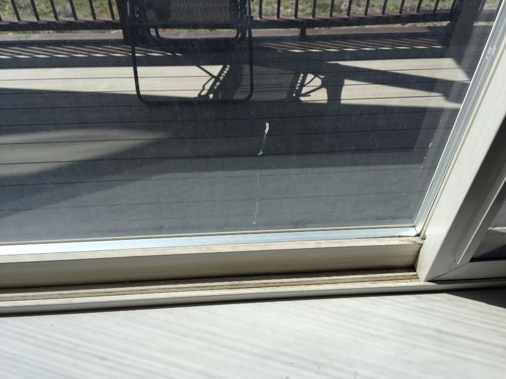 how to break a house window